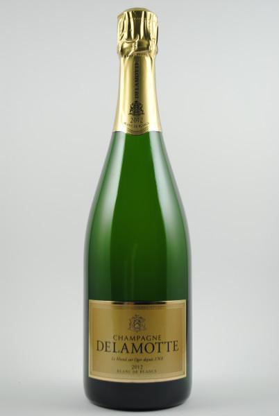 Champagner Delamotte Blanc de Blancs 2012
