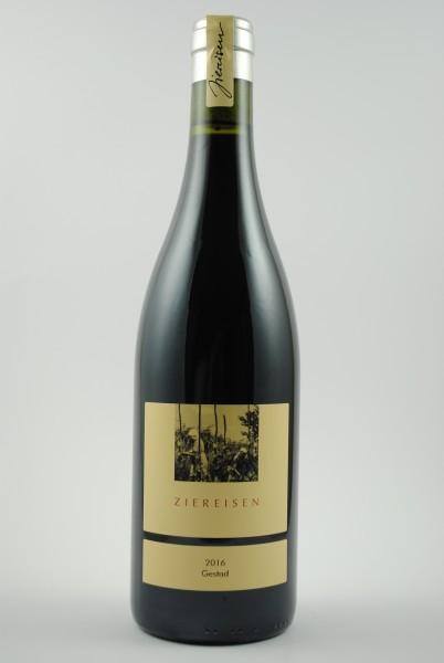 2016 Syrah Gestad Badischer Landwein, Ziereisen