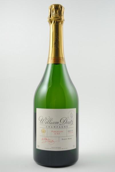 Hommage à William Deutz 2010 (Pinot Noir Parcelles d'Ay) MAGNUM