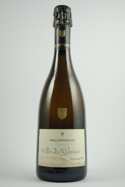 Champagner Philipponat Clos des Goisses 2011 Extra Brut