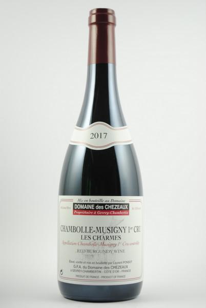 2017 Chambolle-Musigny 1er Les Charmes, Domaine des Chezeaux