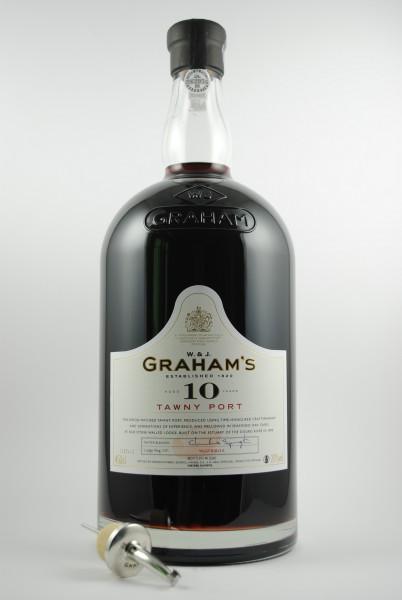10 years TAWNY PORT, Graham's