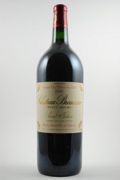 2001 Château Branaire Ducru 4e Grand Cru Classé Magnum