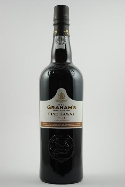 FINE TAWNY PORT, Graham's