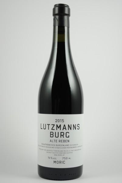 2015 Blaufränkisch Lutzmannsburg Alte Reben, Moric