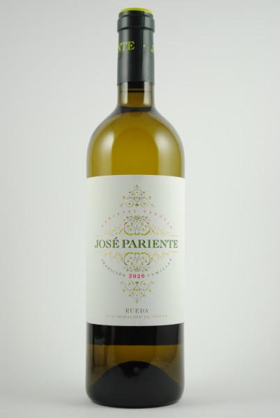 2020 José Pariente Verdejo, Pariente