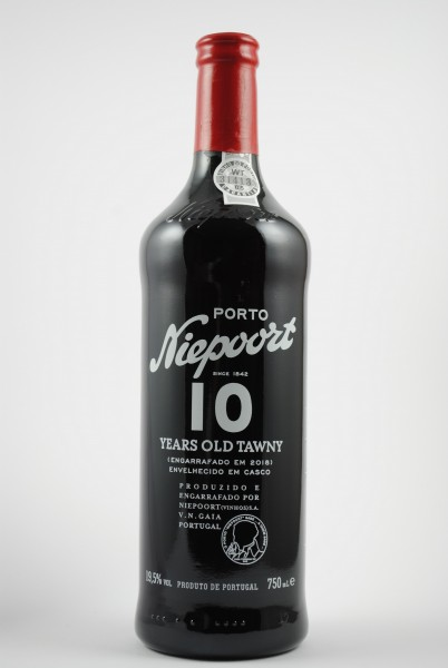 10 years old TAWNY Port, Niepoort
