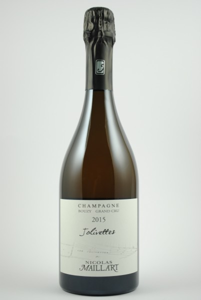 Nicolas Maillart Grand Cru Jolivettes 2016 (Pinot Noir) brut
