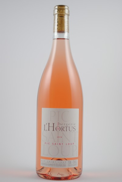 2018 Bergerie de l`Hortus Classique Pic Saint Loup Rosé