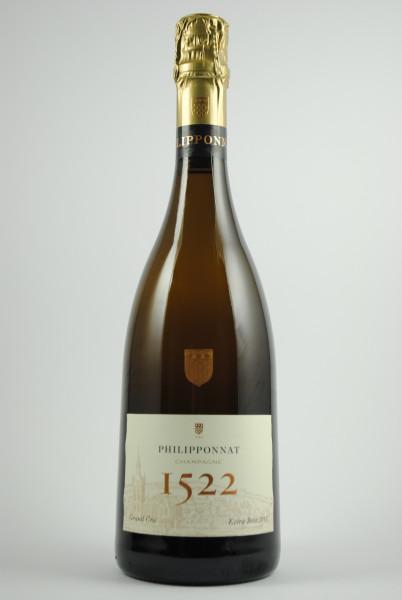 Champagner Philipponat Cuvée 1522 Grand Cru 2014 Extra Brut