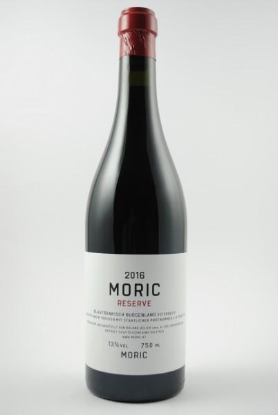 2016 Blaufränkisch Moric Reserve, Moric
