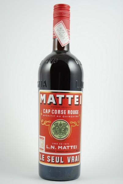 Cap Corse Rouge Grande Reserve, Mattei