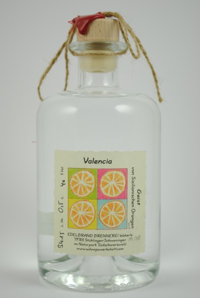 Valencia - Orangengeist, Wekerle