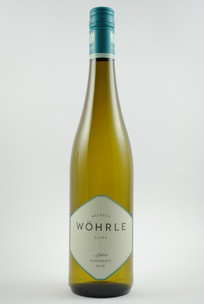 2019 Lahrer Auxerrois (VDP Ortswein) QbA trocken, Wöhrle