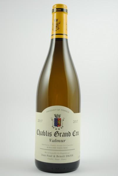 2018 Chablis Grand Cru Valmur, Droin