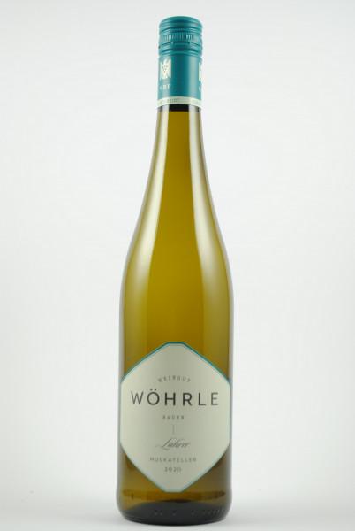 2020 Muskateller Lahrer (VDP Ortswein) QbA trocken, Wöhrle