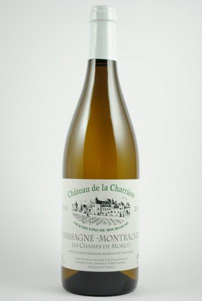 2015 Chassagne-Montrachet Les Champs de Morjot Blanc, Girardin