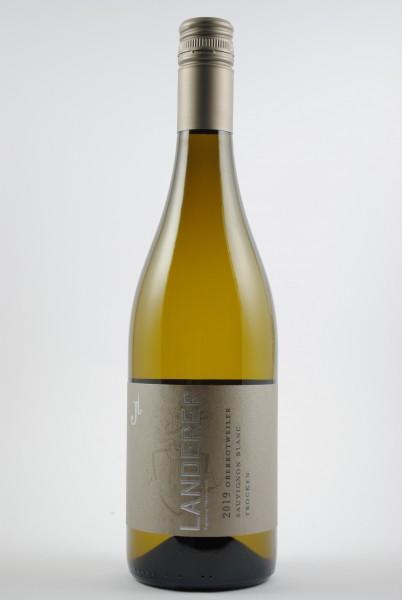 2019 Sauvignon Blanc Oberrotweiler QbA trocken, Johannes Landerer