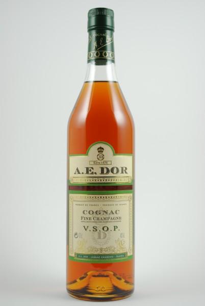 Cognac V.S.O.P., A.E. Dor