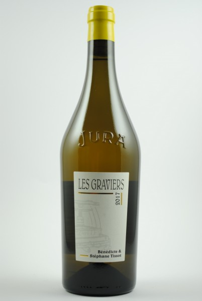 2017 Arbois Les Graviers Chardonnay, Tissot