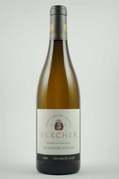 2019 Grauburgunder Feuerberg (VDP 1.Lage) QbA trocken, Bercher
