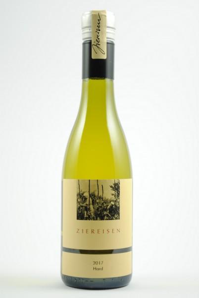 2017 Chardonnay Hard Badischer Landwein, HALBE, Ziereisen