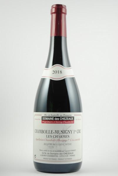 2018 Chambolle-Musigny 1er Les Charmes, Domaine des Chezeaux