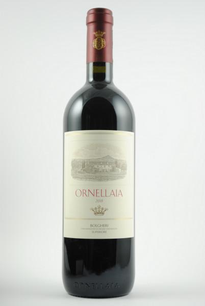 2018 Ornellaia Bolgheri Superiore