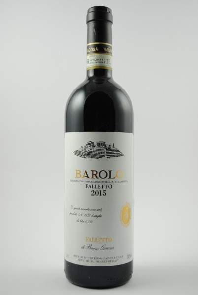 2015 Barolo Faletto, Giacosa