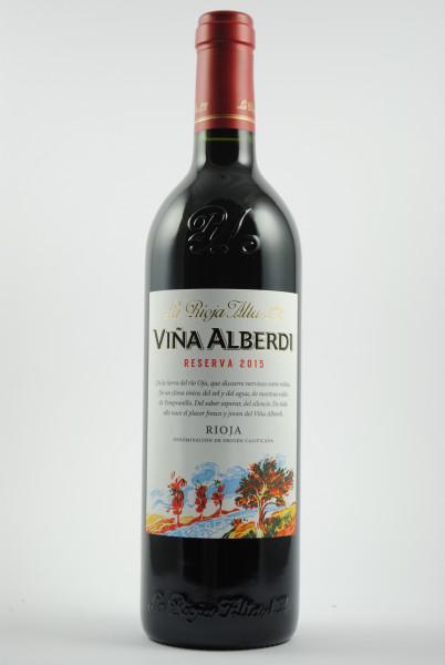 2015 VIÑA ALBERDI Reserva, La Rioja Alta