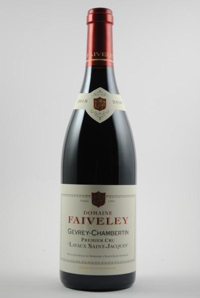 2018 Gevrey-Chambertin 1er Cru Lavaux St. Jacques, Faiveley