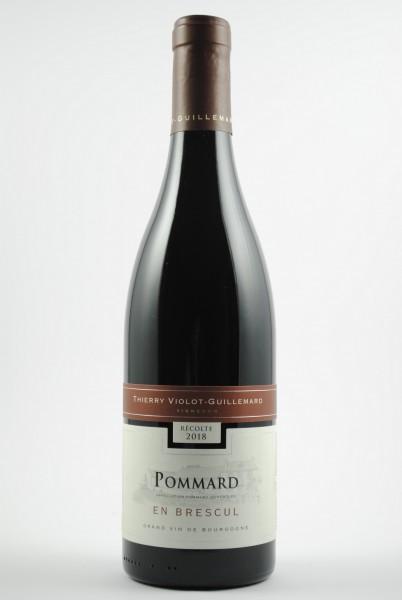 2018 Pommard En Brescul, Violot Guillemard