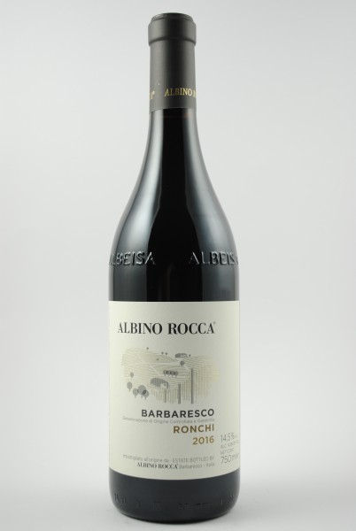 2016 Barbaresco Ronchi, Rocca