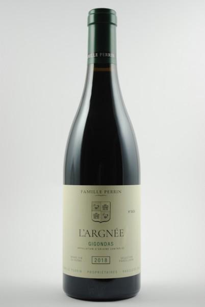 2018 Gigondas L`Argnée, Perrin