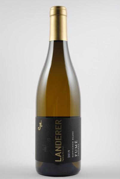 2019 Sauvignon Blanc Fumé QbA trocken, Johannes Landerer