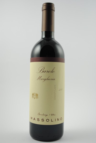 2015 Barolo Margheria, Massolino
