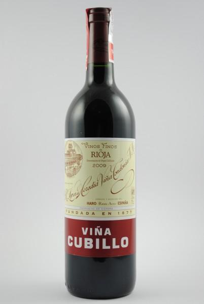 2009 VIÑA CUBILLO Crianza, Lopez de Heredia