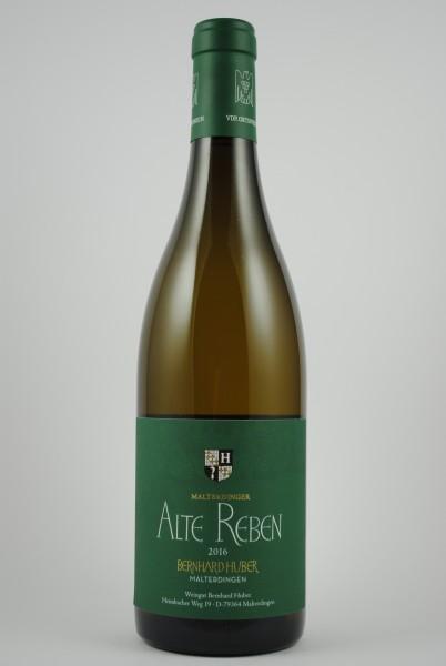 2017 Chardonnay Alte Reben QbA trocken, Huber