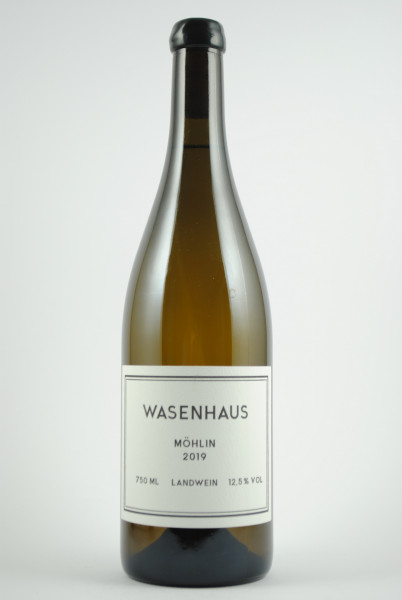 2019 Weissburgunder Möhlin Landwein trocken, Wasenhaus