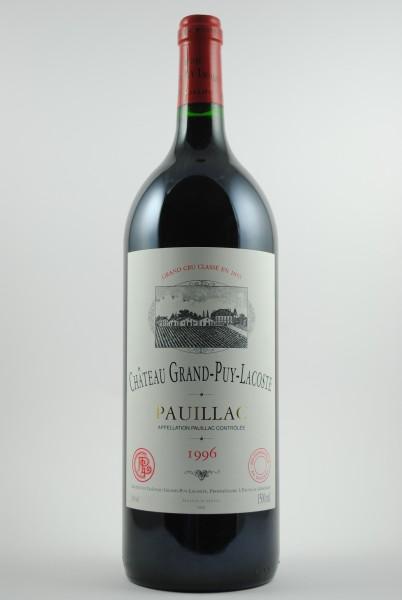 1996 Château Grand Puy Lacoste 5e Grand Cru Classé MAGNUM