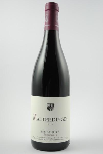 2017 Spätburgunder Malterdinger QbA trocken, Huber