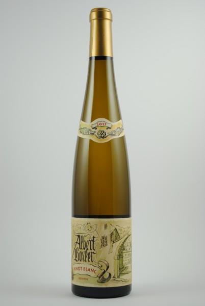 2017 Pinot Blanc Reserve, Boxler