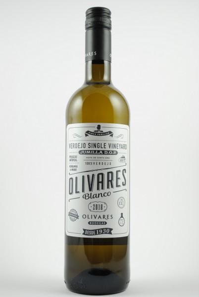 2018 Olivares Verdejo