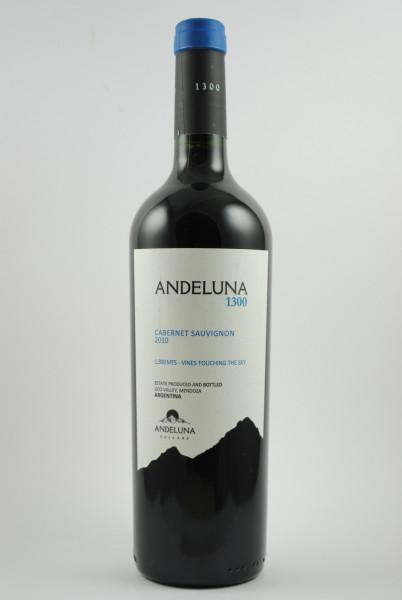 2010 ANDELUNA Cabernet Sauvignon 1300