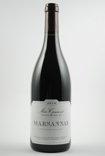 2018 Marsanny, Méo-Camuzet