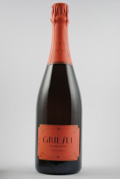 2018 Rosé Sekt Brut, Griesel