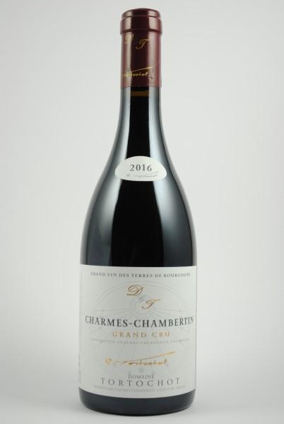2016 Charmes-Chambertin Grand Cru, Tortochot