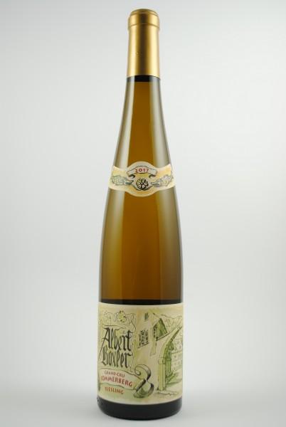 2017 Riesling Grand Cru Sommerberg Jeunes Vignes, Boxler