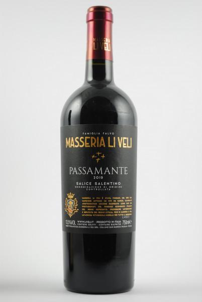 2019 PASSAMANTE Salice Salento, Li Veli