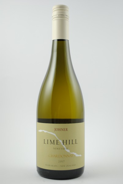 2017 Chardonnay Lime Hill Gladstone, Johner